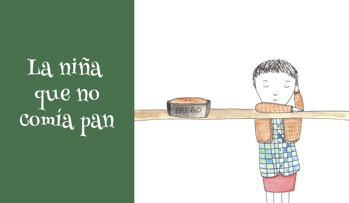 La-nina-que-no-comia-pan